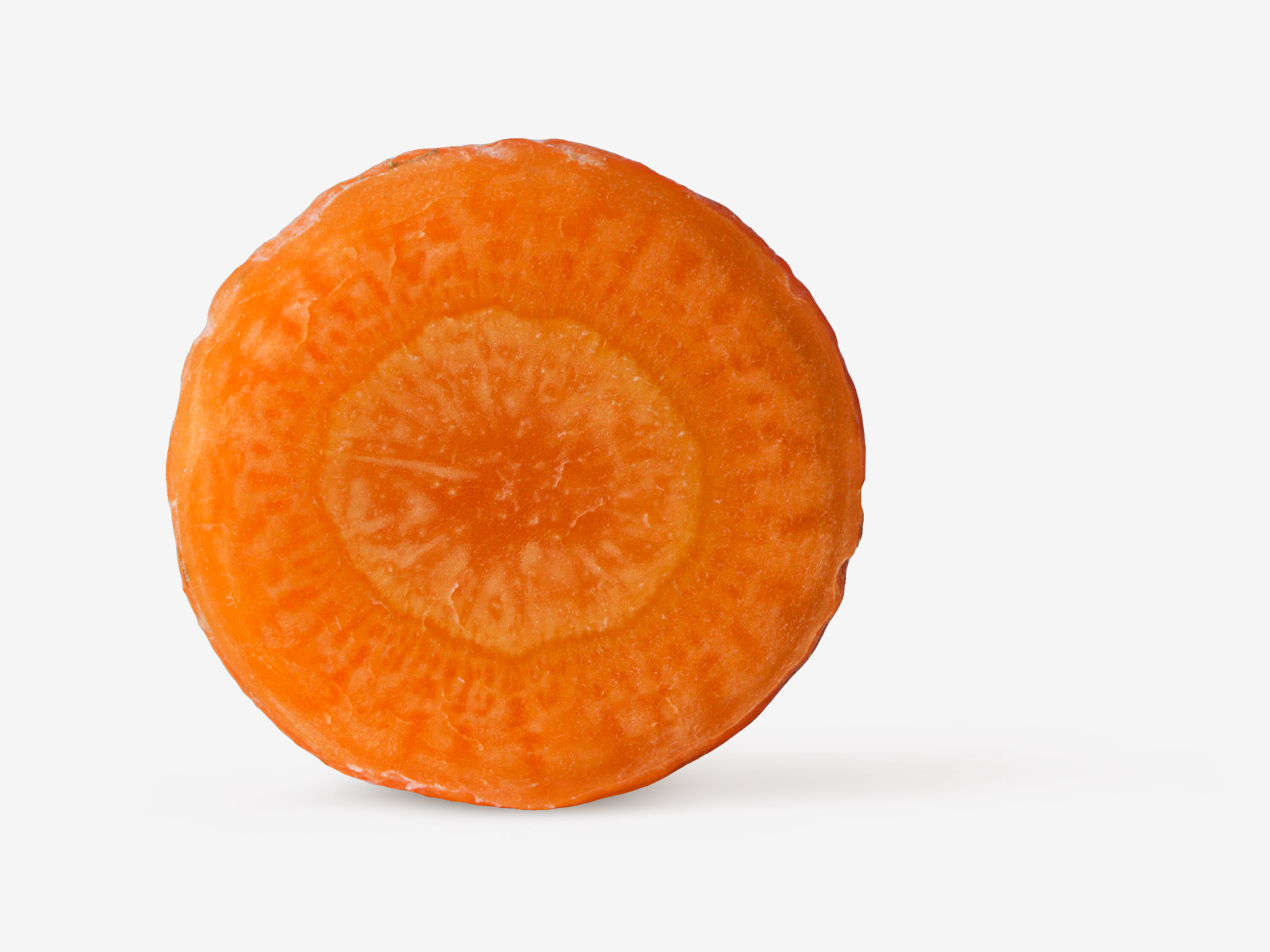 Orange PSD image with transparent background