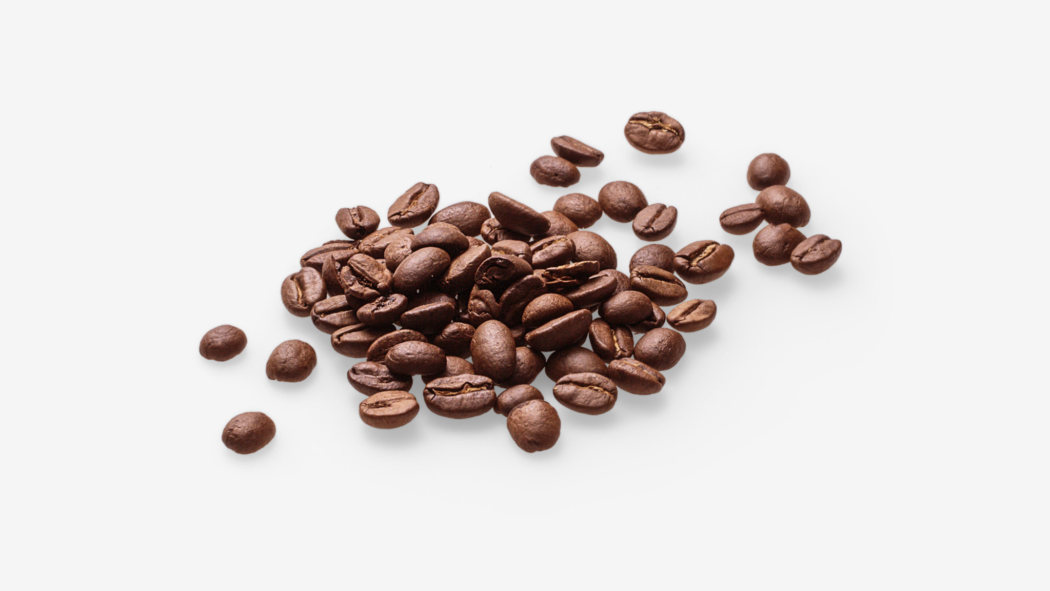 Coffee PSD image with transparent background