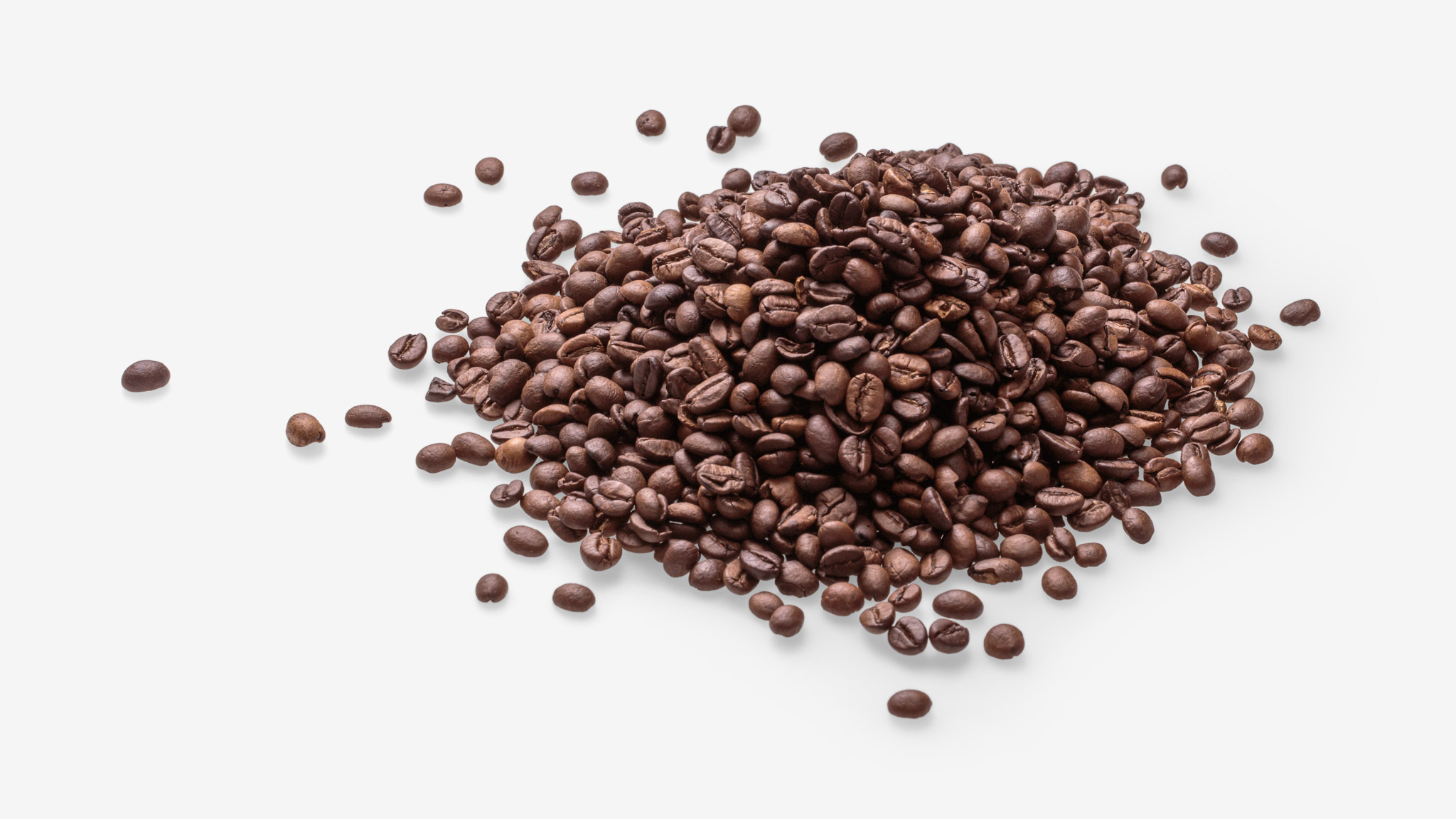 Coffee image with transparent background