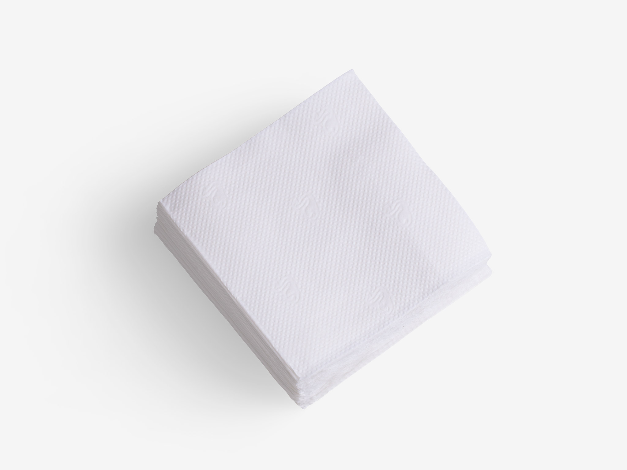 Napkin image with transparent background