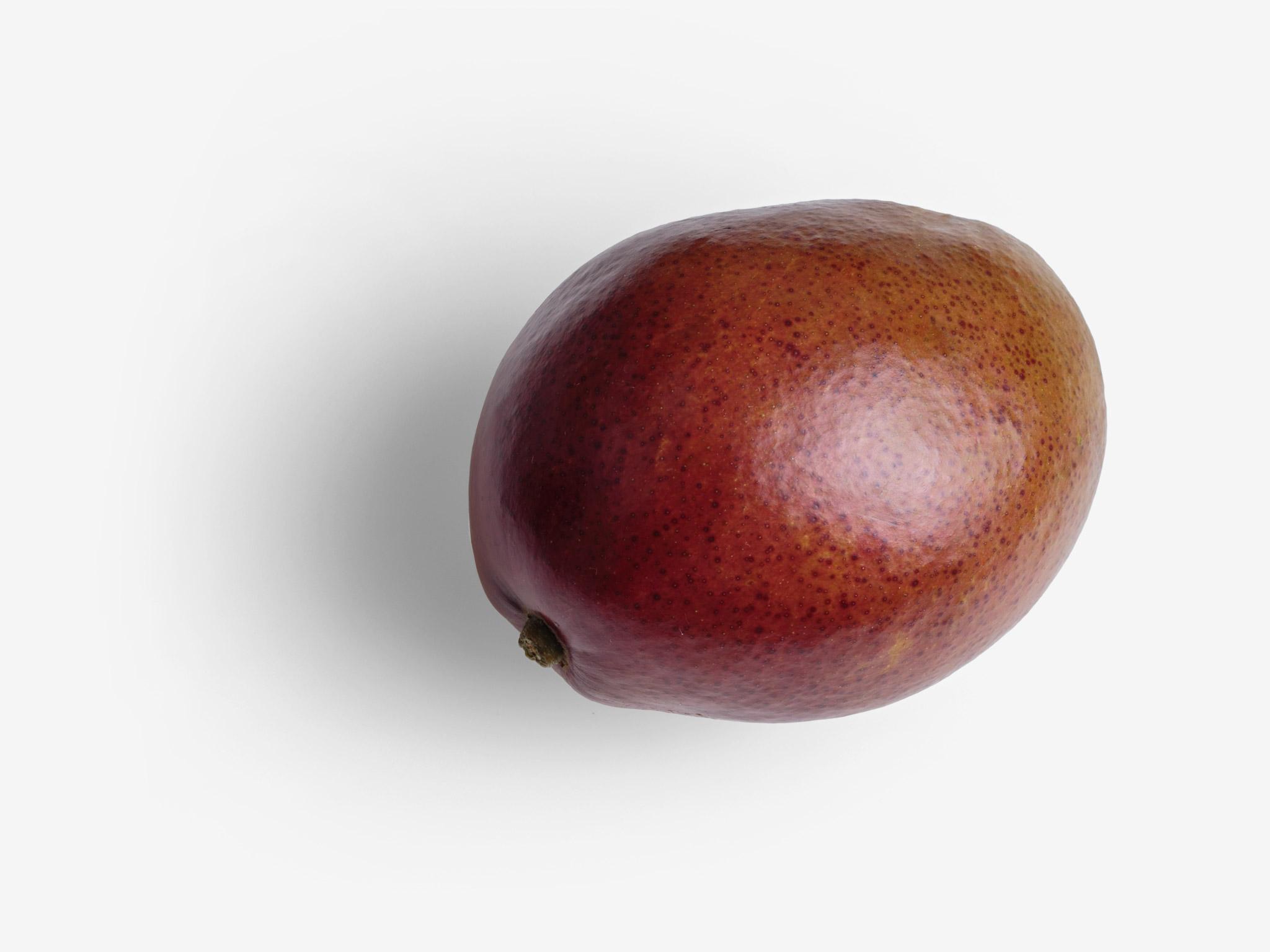 Mango PSD layered image