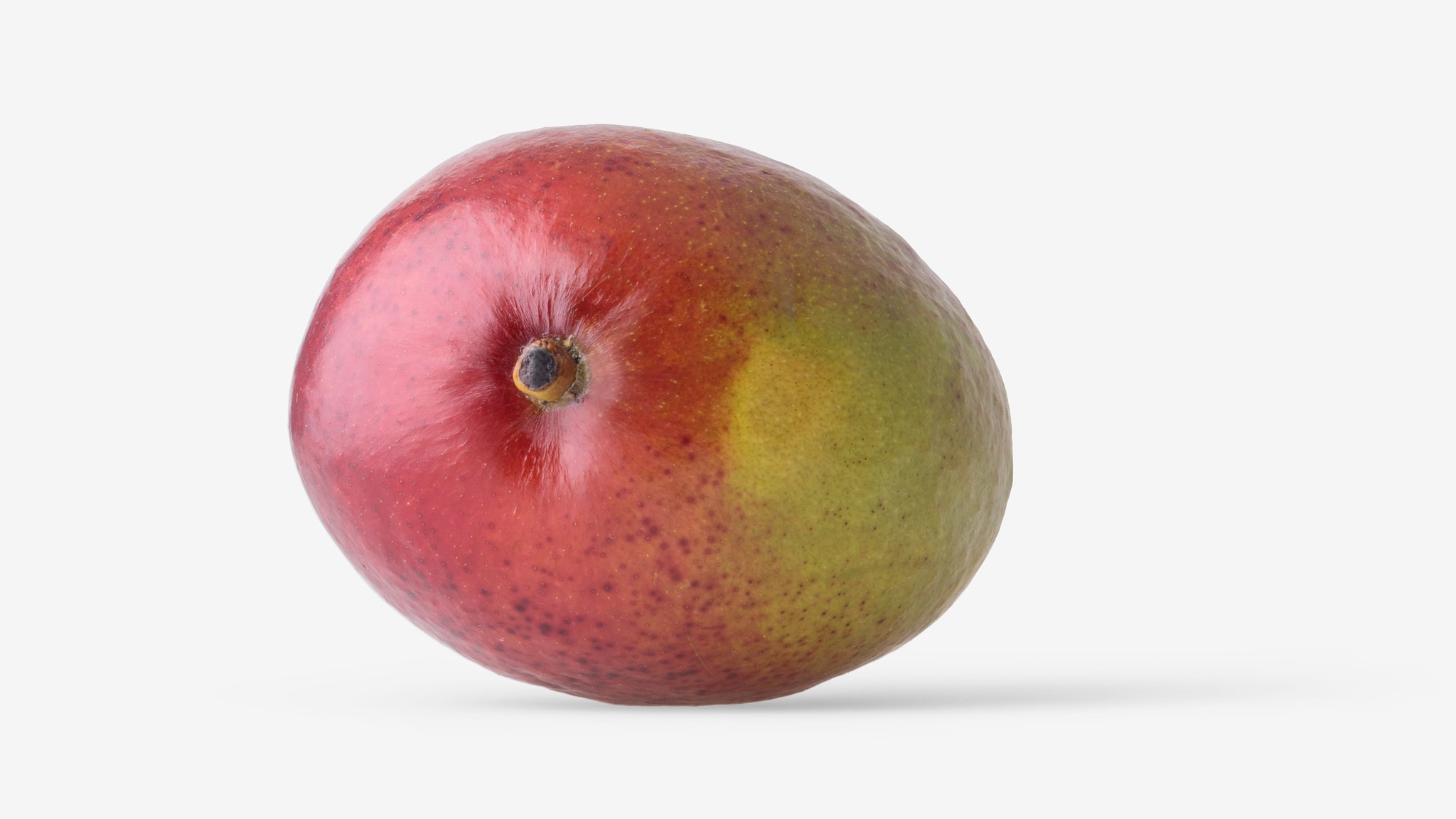 Mango PSD isolated image