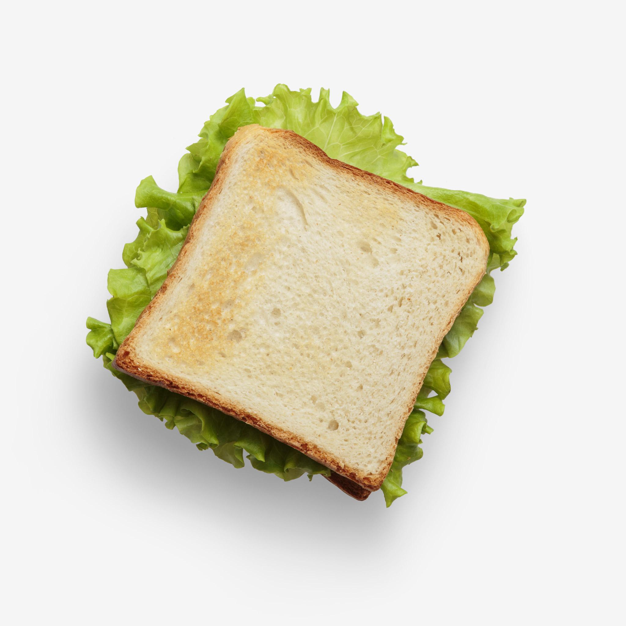 Bread PSD layered image