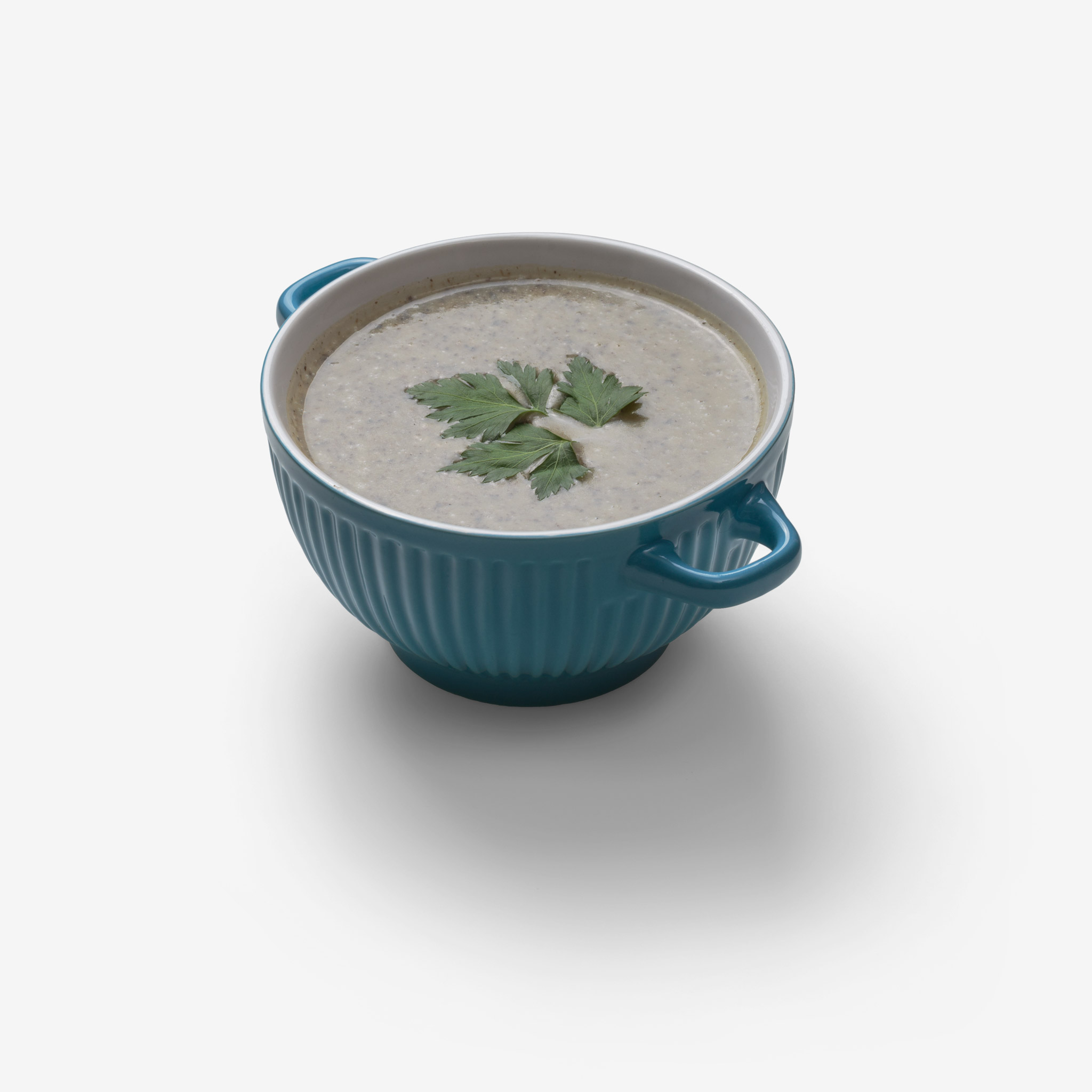 Soup image with transparent background