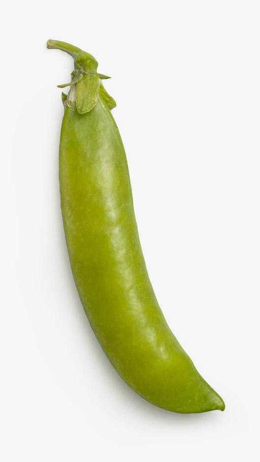 Green Pea image with transparent background