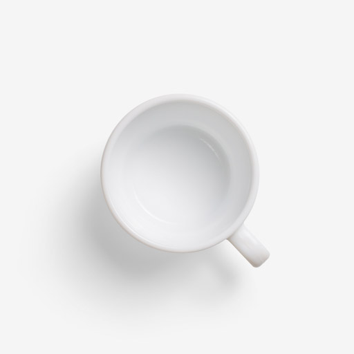 Mug PSD image with transparent background