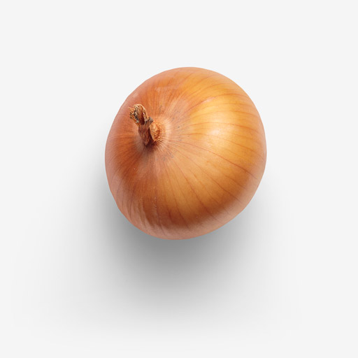 Onion image with transparent background