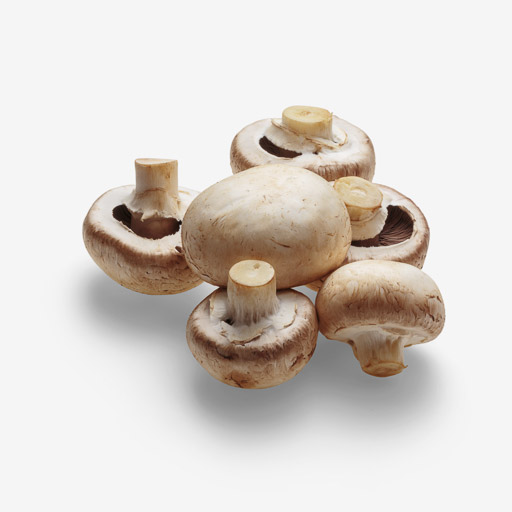 Champignon image asset with transparent background