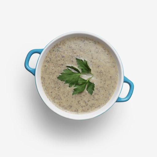 Soup PSD layered image